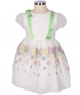فستان بنات ماركة Lui & Lei صناعه ايطالي