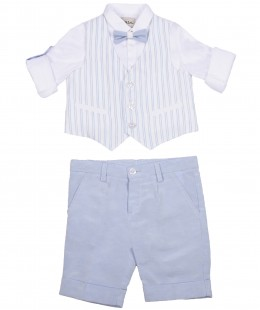 Boys Set 3 Pieces By Lui & Lei Made In Italy
