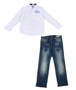 Boys Set 2 Pieces By MASH Italy