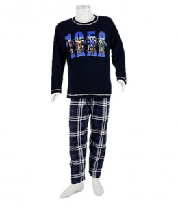 Boys pajama Set 2 Pieces By Massana Made In Spain