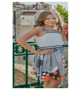Girl Dress By Meilisa Bai Made In Italy