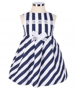 Girl Dress By Miss Blumarine Made In Italy