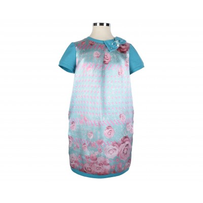 Girl Dress By Miss Genny Made In Italy