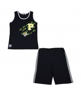 Boys Set 2 Pieces Made In Italy