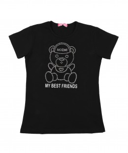 Girl T-Shirt Made In Italy