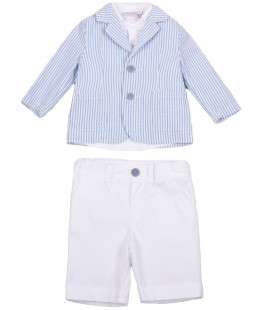 Boys Set 3 Pieces By Officina51 Made In Italy