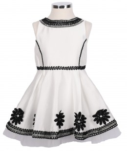 Girl Dress by PAESAGGino Made In Italy