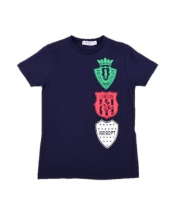 Boys T-Shirt By Poloclub Made In Italy ( To know available model sizes and request please contact us whatsApp 00966550520411 )