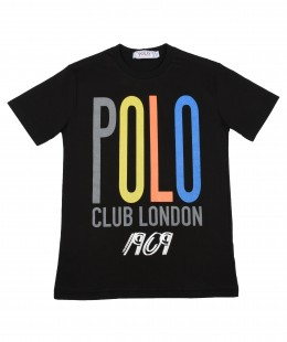 Boys T-Shirt By Poloclub Made In Italy
