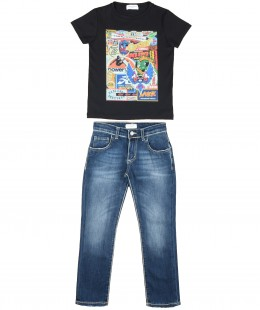 Boys Set 2 Paolo Pecora By Made in Italy