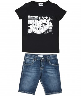 Boys Set 2 Pieces By Paolo Pecora Made in Italy