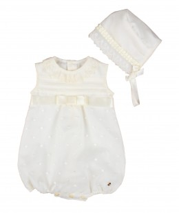 Baby Overall Set Made In Spain