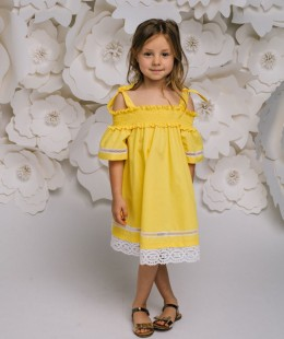 Girl Dress By Special Day Made In Italy