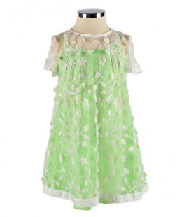 Girl Dress Made In Italy