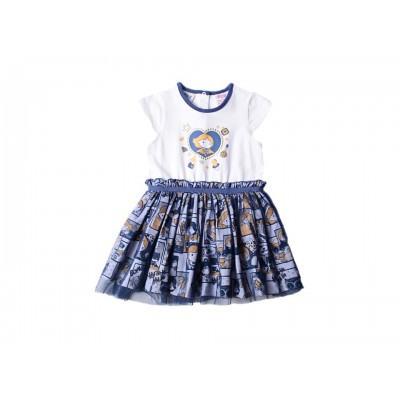 Baby Girl Dress Brand Spain ( To know available model sizes and request please contact us whatsApp 00966550520411 )