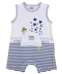 Baby Boys Overall Made In Spain